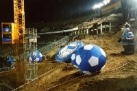 Baustelle Berliner Olympiastadion, 2003