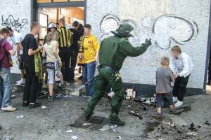 Dynamo Dresden zu Gast bei Union (2007)