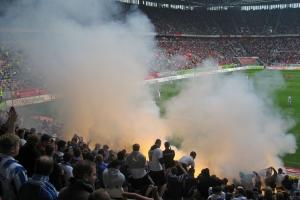 Fortuna Düsseldorf vs. F.C. Hansa Rostock 09.05.2010