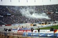 Hansa Rostock bei Hertha BSC, 2002