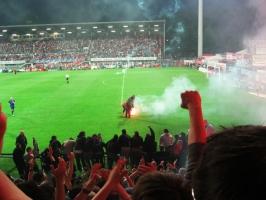 Rot-Weiss Essen vs. F.C. Hansa Rostock 30.04.2007