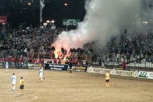 SG Dynamo Dresden vs. F.C. Hansa Rostock
