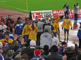 TSV 1860 München vs. F.C. Hansa Rostock 24.04.2011