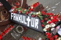Verstorben ist die deutsche Fankultur - ein Nordduell ohne Gästefans