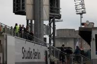 Baustelle Millerntor - das Stadion des FC St. Pauli