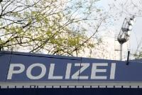 Hamburger Polizei am Millerntor