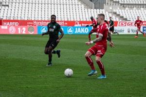 Marco Kehl-Gomez  Rot-Weiss Essen - FC Groningen Testspiel 2020