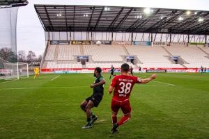 Oguzhan Kefkir Rot-Weiss Essen - FC Groningen Testspiel 2020