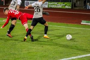 TuS Haltern vs. Rot-Weiss Essen März 2020 Spielszenen
