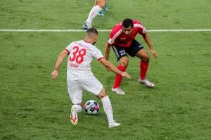 Kefkir Pokalfinale Rot-Weiss Essen gegen FC Kleve 22-08-2020