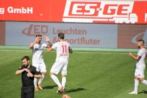 Simon Engelmann Pokalfinale RWE Kleve 22-08-2020
