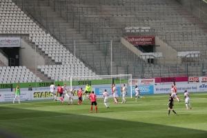 Pokalfinale Rot-Weiss Essen gegen FC Kleve 22-08-2020