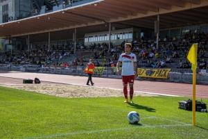 Kevin Grund BVB U23 gegen RWE Spielszenen 20-09-2020