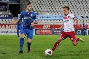 Marcel Platzek RWE gegen Ahlen 23-09-2020
