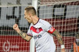 Marco Kehl-Gómez RWE gegen Ahlen 23-09-2020
