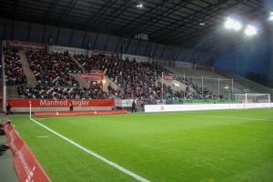 Stadion Essen ausverkauft zu Corona RWE Fortuna  02-10-2020