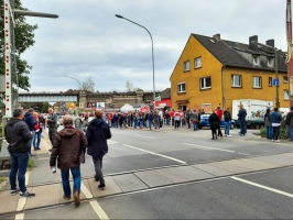 Hafenstübchen Corona Heimspiel RWE gegen Fortuna  02-10-2020