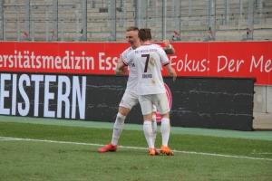 Marco Kehl-Gómez Rot-Weiss Essen vs. Borussia Mönchengladbach 20-03-2021