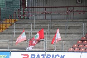 Stadion Niederrhein Oberhausen 27-03-2021