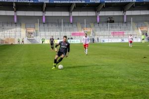 Simon Engelmann Rot-Weiß Oberhausen vs. Rot-Weiss Essen 27-03-2021 Spielszenen