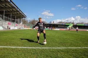 Cedric Harenbrock RWO vs. RWE 27-03-2021