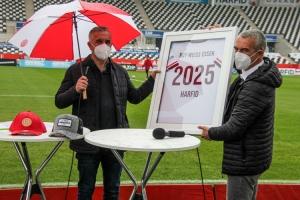 Harfid RWE Hauptsponsor bis 2025