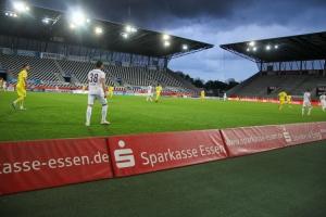 RWE vs. SV Straelen Niederrhein-Pokalhalbfinale 19-05-2021 Spielszenen