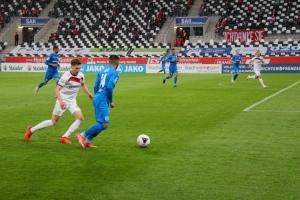 Sandro Plechaty Rot-Weiss Essen vs. Sportfreunde Lotte 27-05-2021 Spielszenen