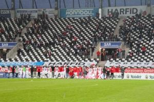 Rot-Weiss Essen vs. Sportfreunde Lotte 27-05-2021 Spielszenen
