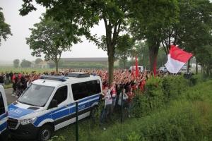 Regionalliga Saisonfinale Wegber-Beek vs. Rot-Weiss Essen 05-06-2021