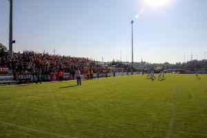 Rot Weiss Essen 11:0 Sieg gegen Uerdingen Spielfotos 09-10-2021