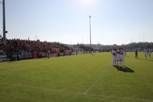 KFC Uerdingen - Rot Weiss Essen Spielfotos 09-10-2021