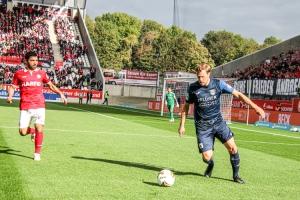 Rot-Weiss Essen vs. SC Wiedenbrück Spielfotos 16-10-2021