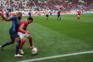 Kefkir Rot-Weiss Essen vs. SC Wiedenbrück Spielfotos 16-10-2021