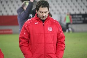 Argirios Giannikis Trainer RWE am Ende