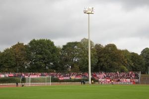 Essen Fans in Mönchengladbach 3.10.2019