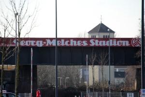 Für immer Georg Melches Stadion