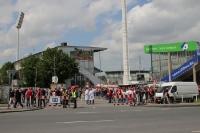 Letztes RWE-Spiel im Georg Melches Stadion 19. Mai 2012