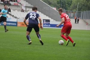 Letztes RWE Heimspiel Saison 2018/2019 Spielszenen