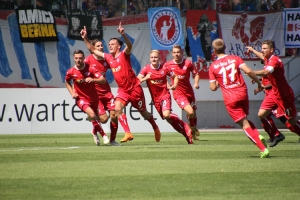 Marcel Platzek Tor gegen den WSV 05-08-2018