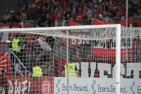Offenes Innenraumtor in Essen gegen Rödinghausen