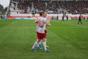 Oguzhan Kefkir Elfmeter gegen Verl