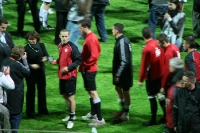 Pokalfinale 2010 gegen ETB Schwarz Weiss Essen
