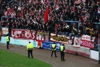 Polizei hat RWE Fans im Visier