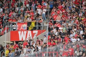 RWE Fans gegen BVB