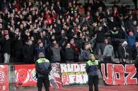 RWE Fans in Dortmund