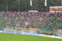 RWE Fans in Wuppertal