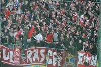 RWE Fans ziehen blank