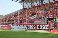 RWE Support gegen Mönchengladbach