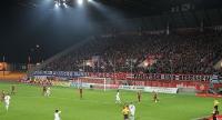 RWE Ultras und Viola Fanatics